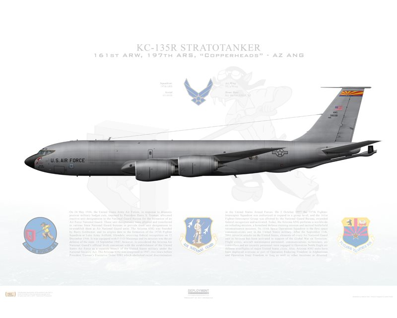 THE STORY OF THE KC-135 CREW CHIEF WHO LOGGED 10,000 FLYING HOURS IN THE STRATOTANKER