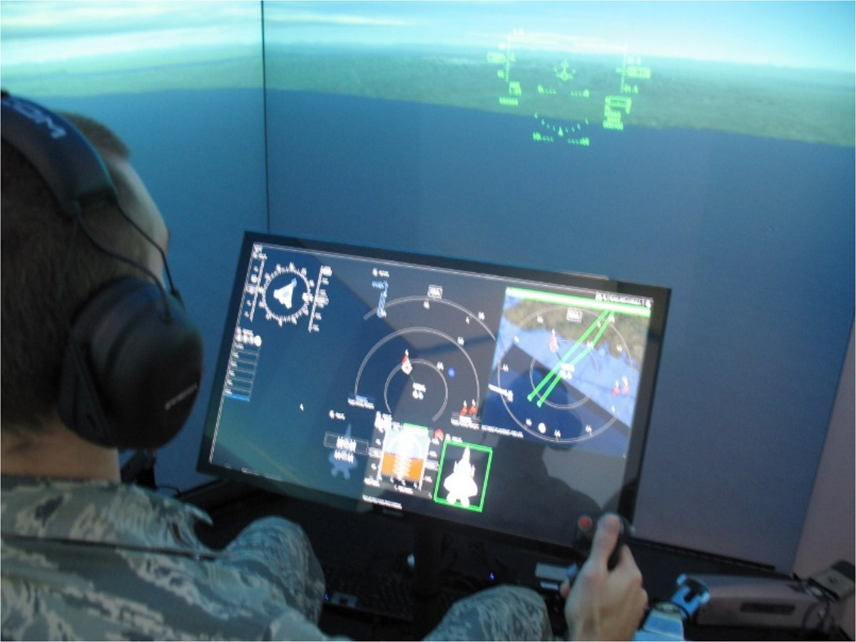SKYNET IS ALREADY HERE: U.S. NAVAL RESEARCH LABORATORY UAV WINGMAN MAKES OWN DECISION DURING SIMULATED BVR ENGAGEMENT