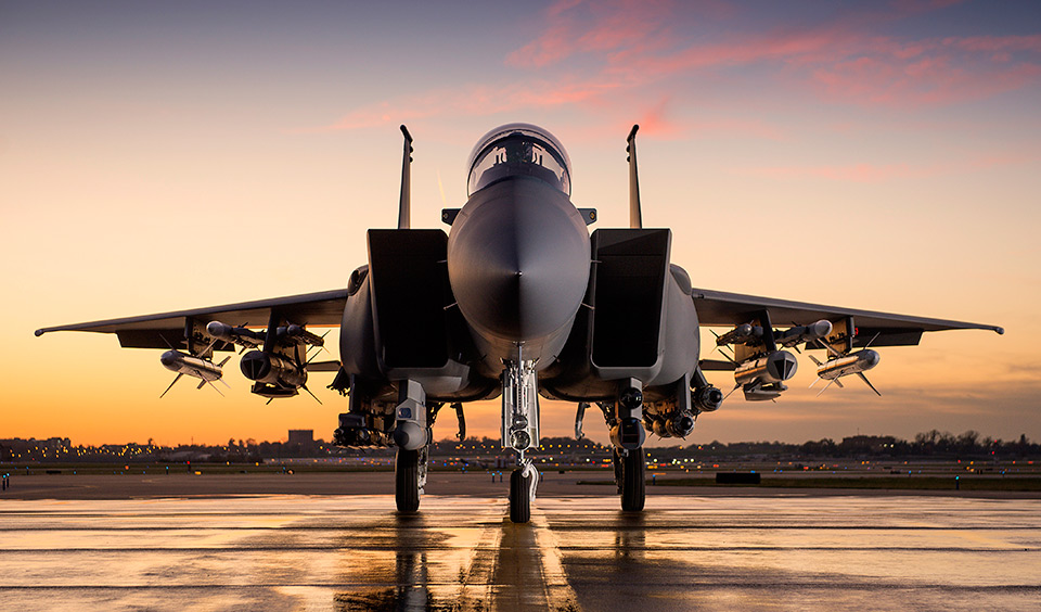 F-15 2040C could be an option to replace IAF legacy F-15s
