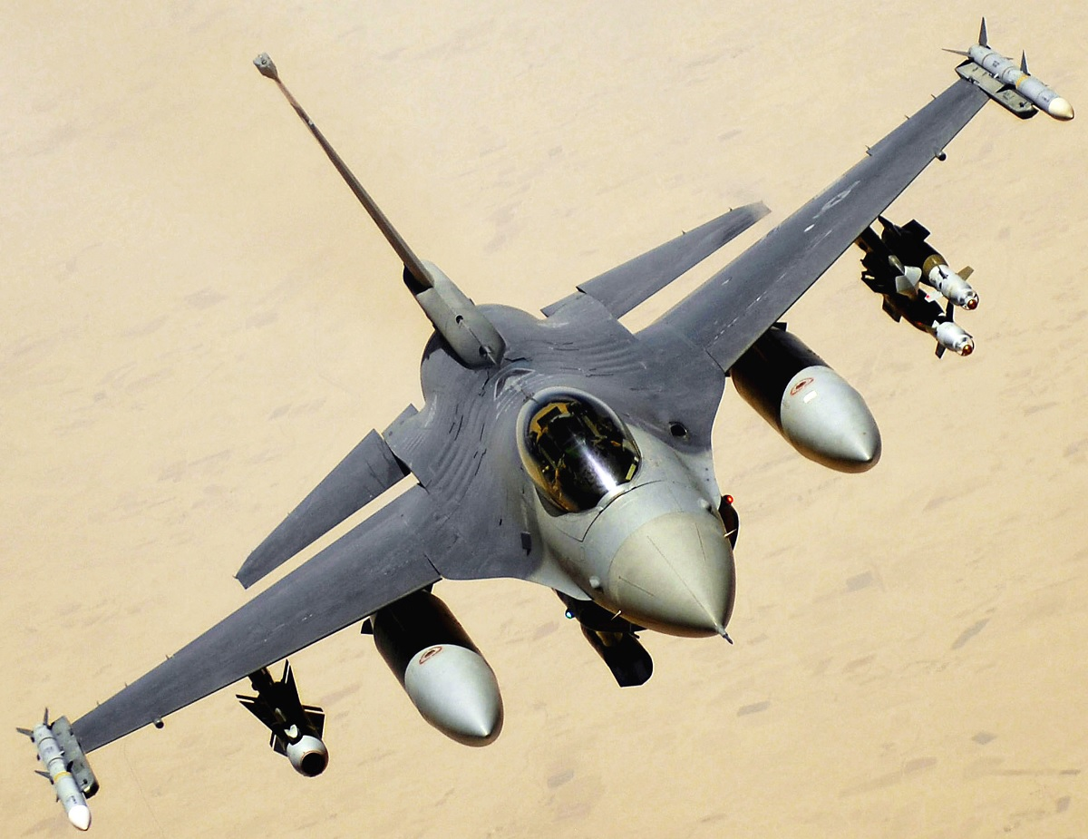 The unknown story of the F-16 mission that marked the first combat use of GBU-38 JDAM and the beginning of the battle for Falluja