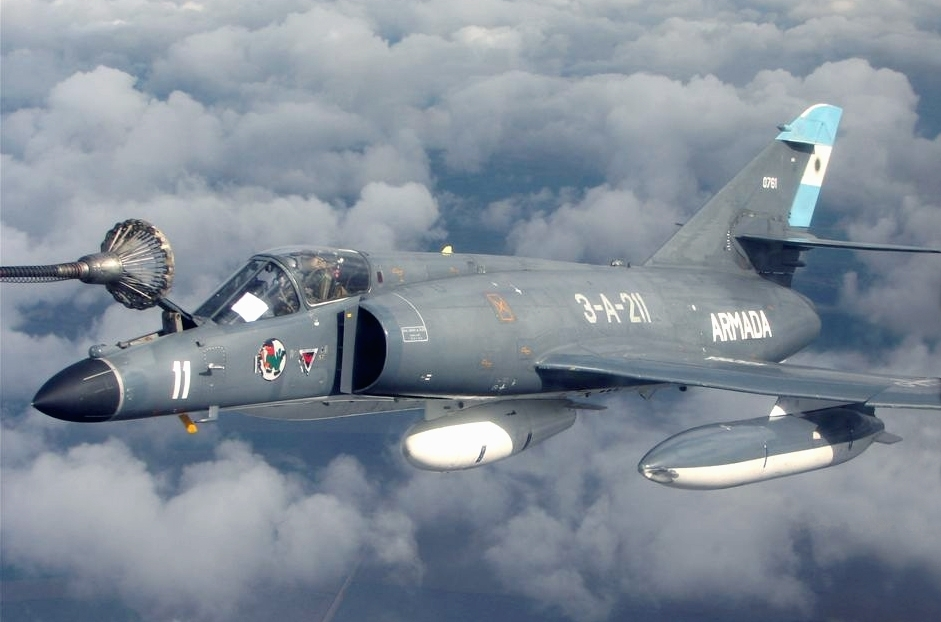 ARGENTINE AIR FORCE COULD SOON PURCHASE REFURBISHED SUPER ...