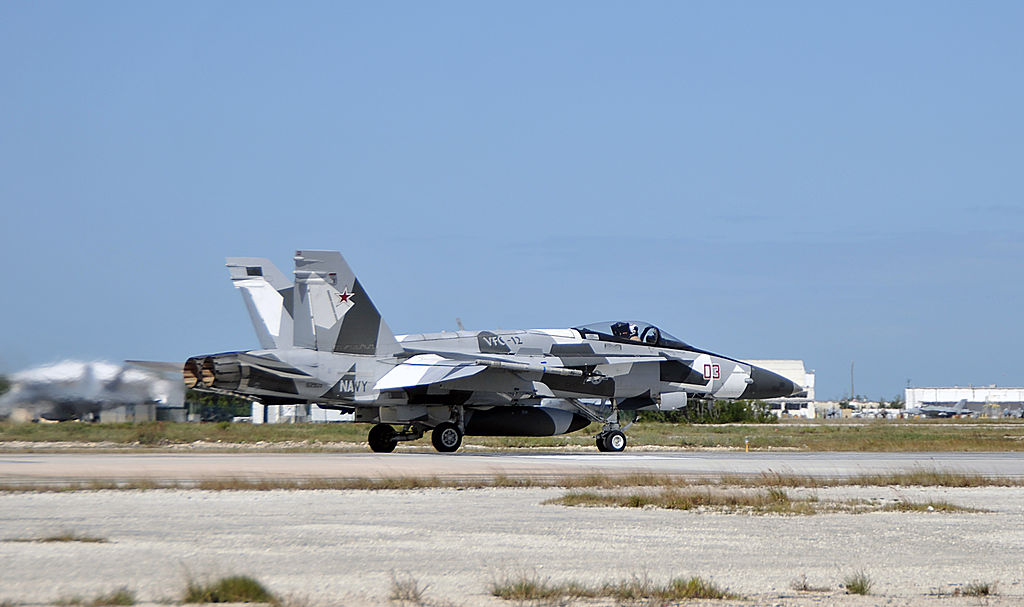 Adversary! A quick look at the aircraft flown by U.S. Naval Aviators to play the bad guys