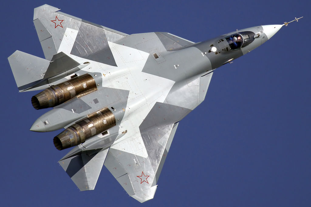 Su-57 will ourperform the F-22