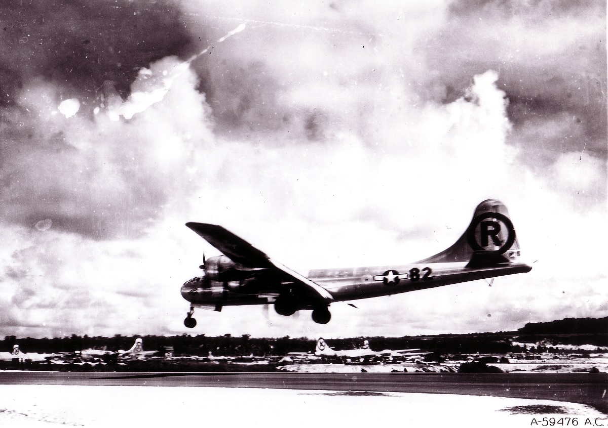 Here's why the B-29 could have had a higher loss rate than the B-17 and B-24 over Germany in 1943