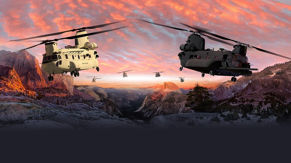 Germany kick-starts process to purchase new heavy-lift helicopters