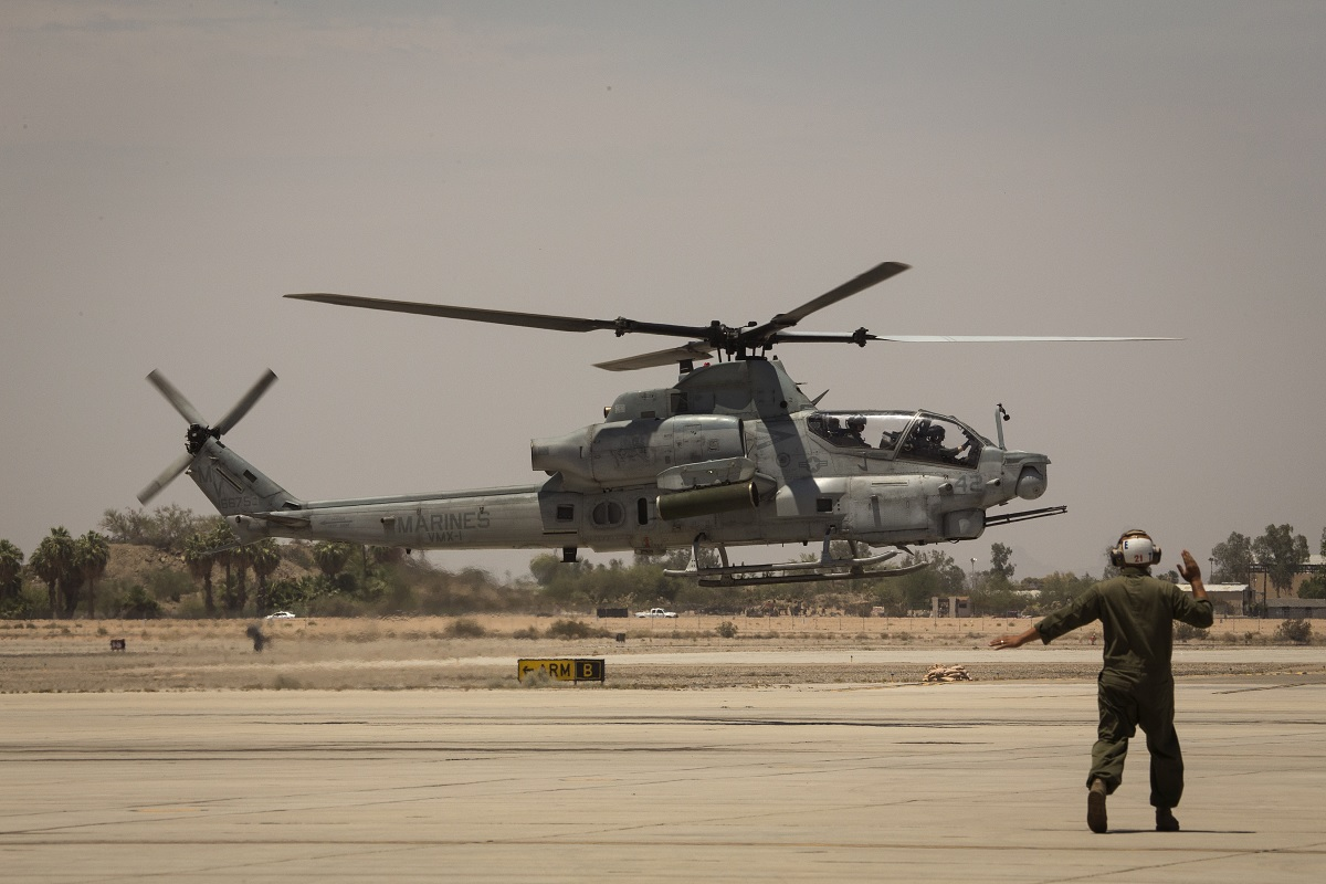 Brazilian Army could get surplus USMC AH-1W Super Cobra attack helicopters