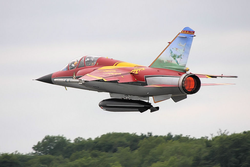 After ATAC another defense contractor buys surplus Mirage F1 fighters for aggressor role
