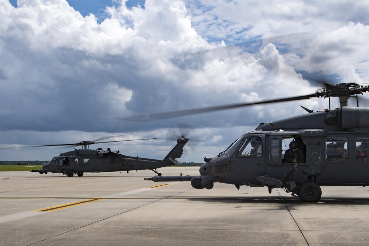 Rescue assets ready for possible Hurricane Harvey response