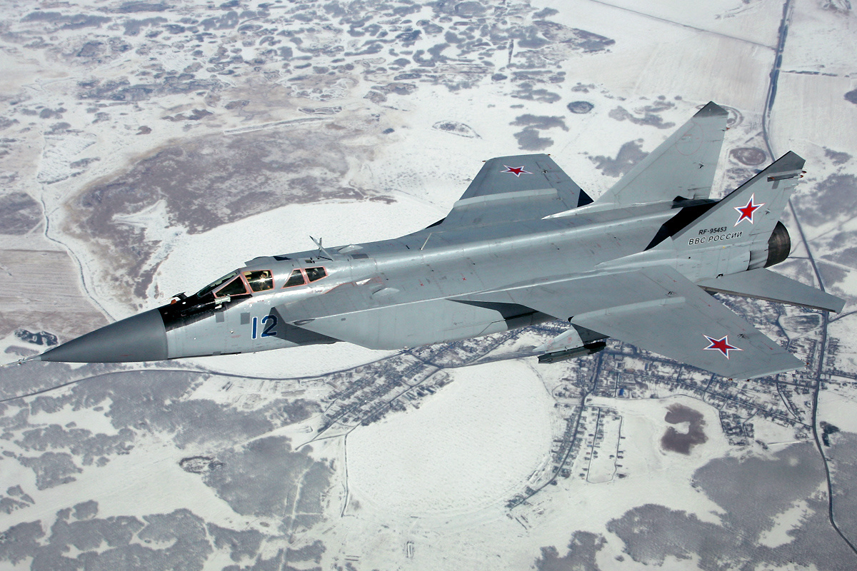 MiG-31 repalcement to fly at Mach 4