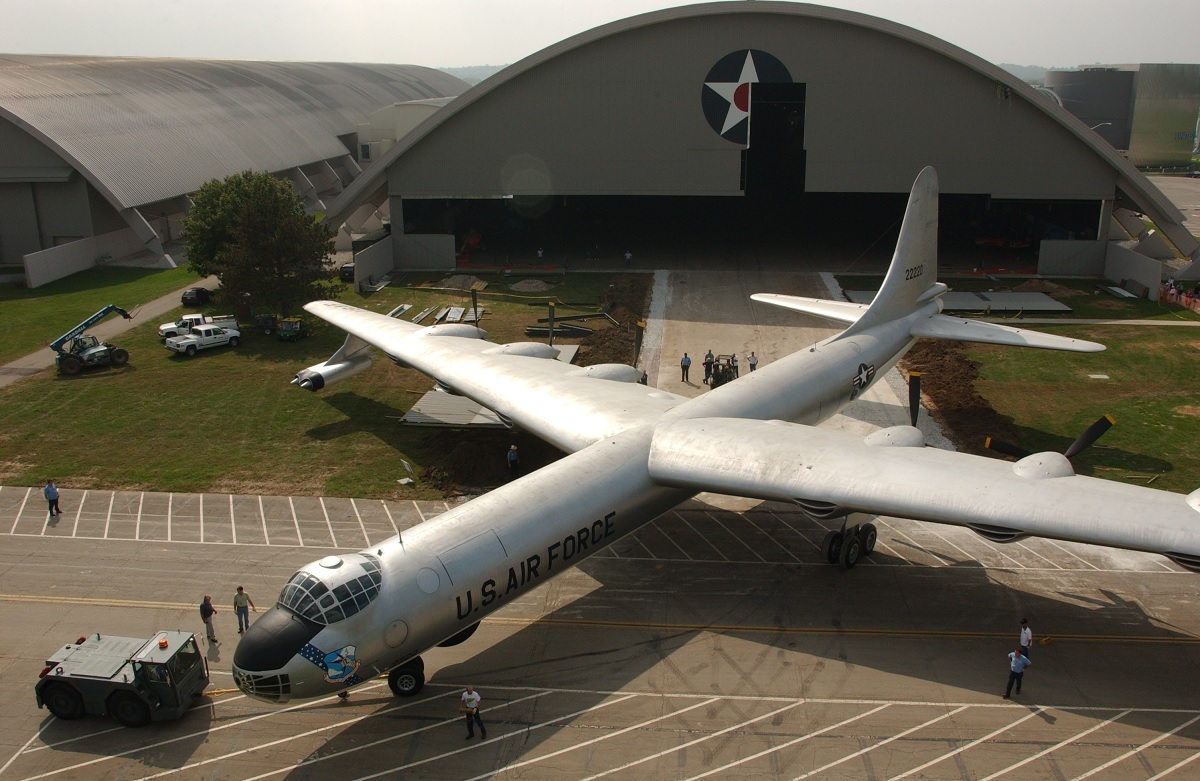 """Where SAC heavies were built: the story of Fort Worth """"Bomber Plant"""""""