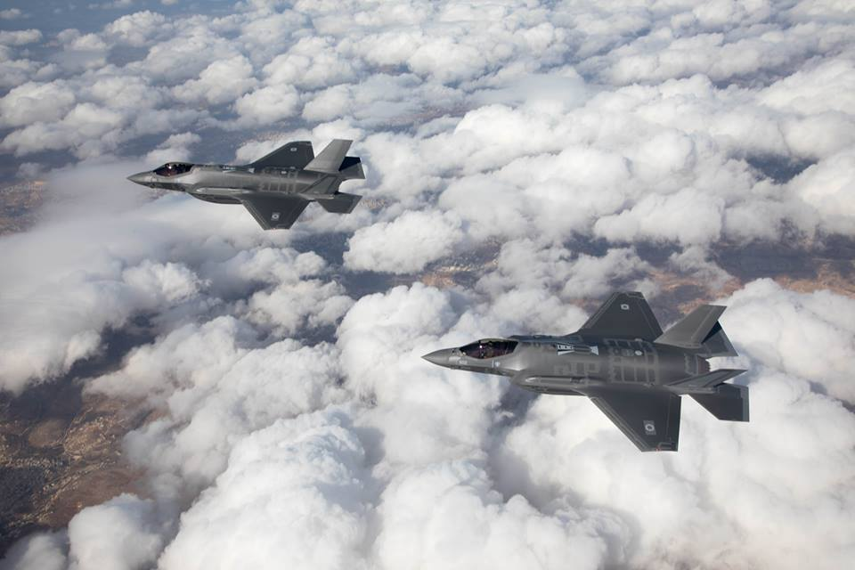Russian S-300 and S-400 Air Defense Systems are Unable to Detect Israeli F-35s Flying over Syria