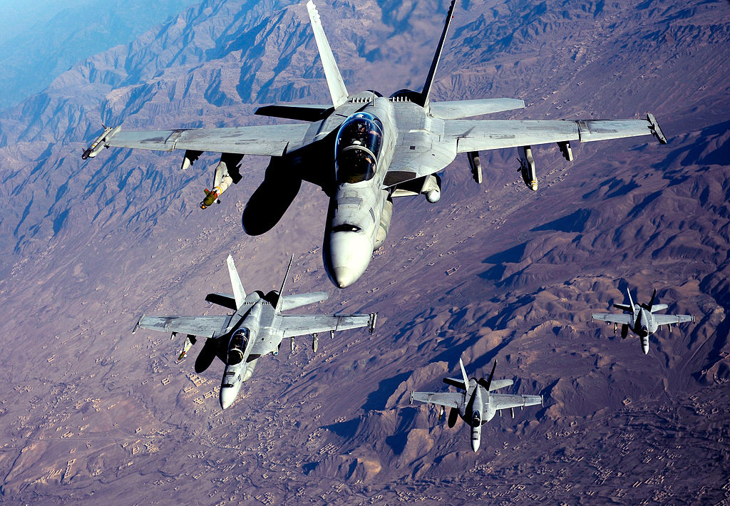Trump administration approves sale of 18 F/A-18E/F Super Hornets to Canada