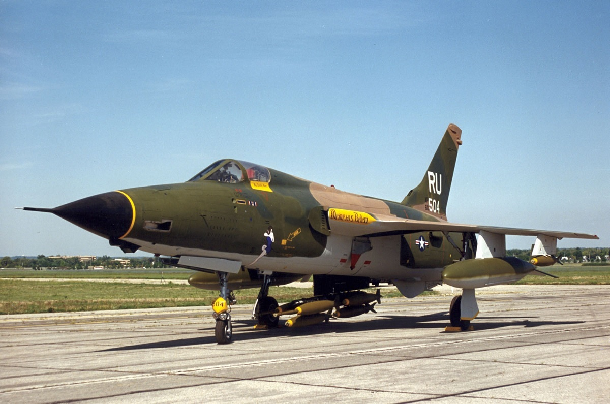 Supersonic Convertible Thud! The Story of the F-105 Driver who Flew his Aircraft with the Canopy Off at 695 Knots over North Vietnam