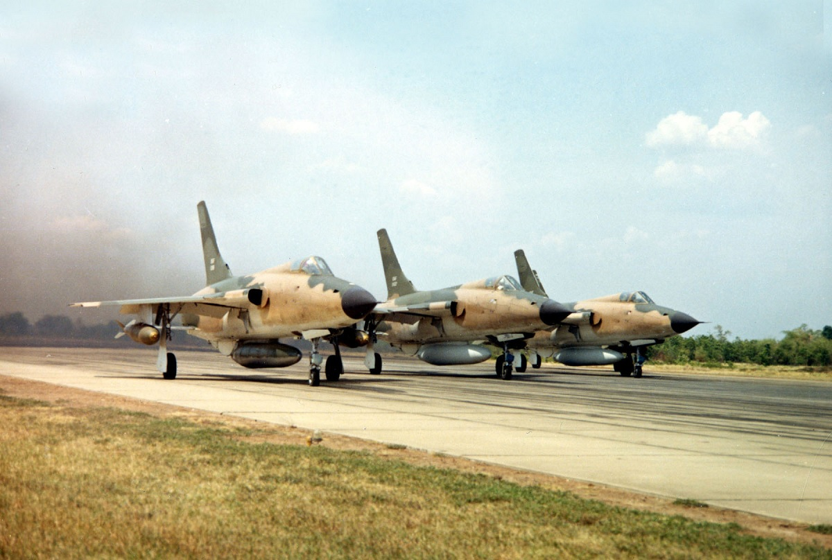 Thud Drivers! Former F-105 pilots explain what it was like flying the mighty Thud in Peace and War