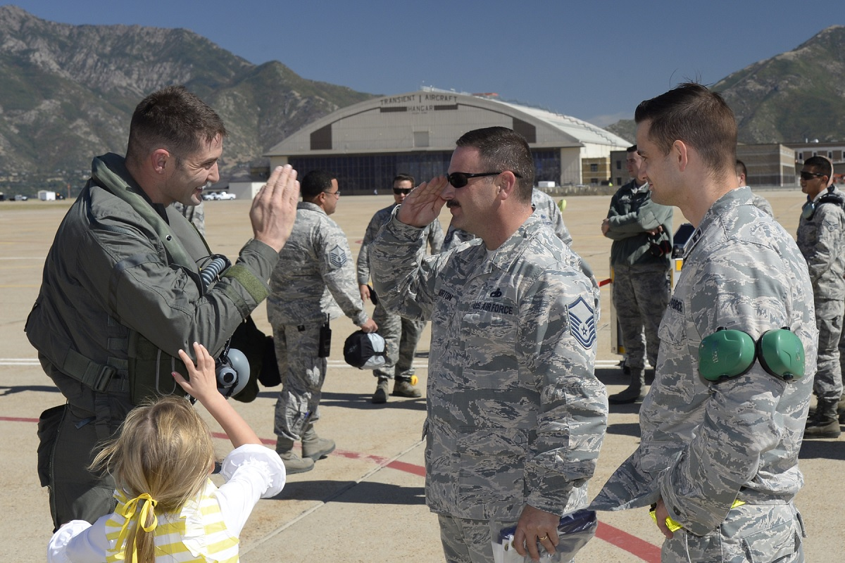 New F-35A squadron activated at Hill AFB