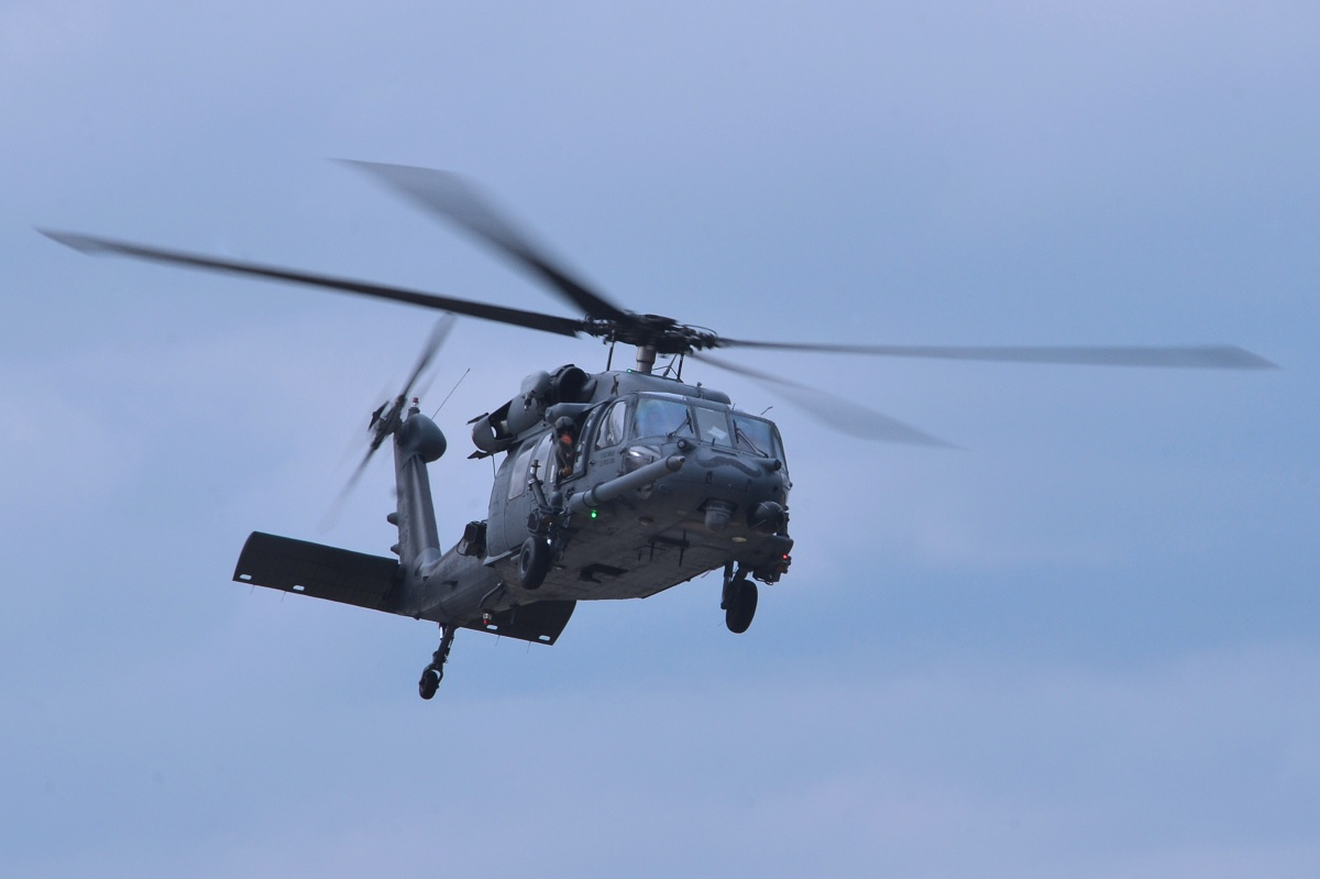 Lakenheath HH-60G Pave Hawk helicopters begin relocation to Aviano