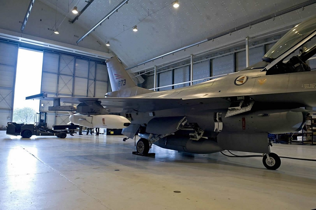 Joint Strike Missile final flight test to take place in 2018