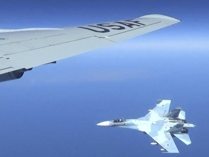 """""""U.S. spy planes often fly at 10-15 km from Russia's south border"""" Russian official says"""