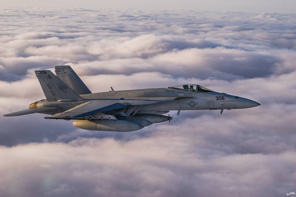 Here's how the F/A-18 Super Hornet will be able to fight against J-20 and Su-57 Stealth Fighters