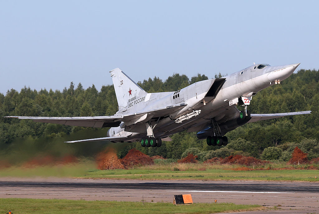 Tupolev received requests to convert Tu-160 and Tu-22M3 supersonic bombers into private business jets