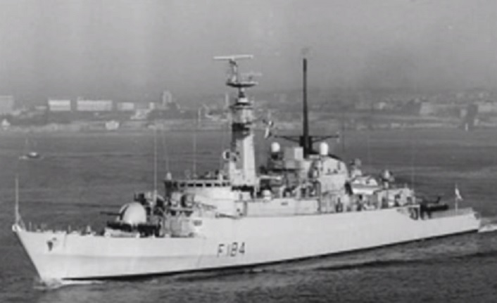 The story of how Argentine Air Force Dagger fighters severely damaged HMS Ardent during the Falklands War