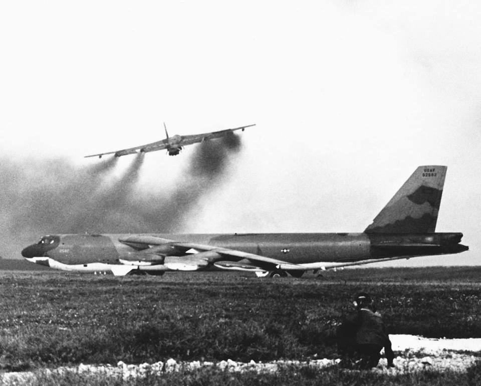 The 11 Days that Ended 11 Years of War: the B-52 and Operation Linebacker II