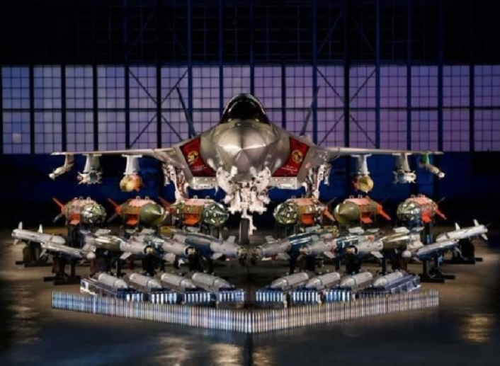 Germany should buy both Eurofighter and F-35 to replace Tornado fighter bombers