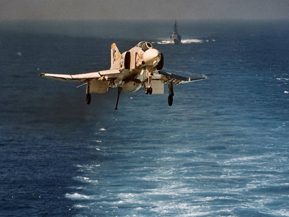The unknown story of the first official American aerial victory of the Vietnam War