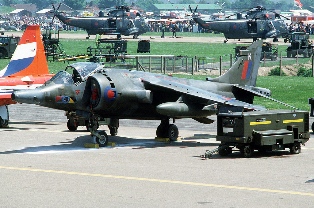 50 years of Harrier: remembering the first flight of the iconic Jump Jet
