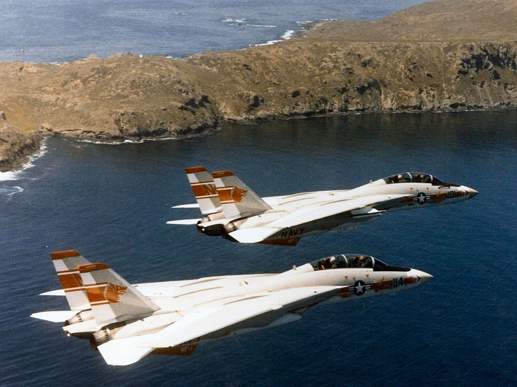 F-4 Phantom Vs F-14 Tomcat: Naval Aviator who Flew Both tells which one was the Better Fighter and which one was his Favorite to Fly