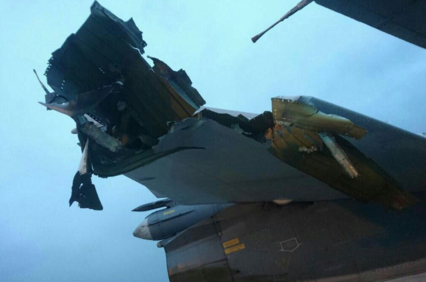 Rebels destroy at least seven Russian warplanes in Syria