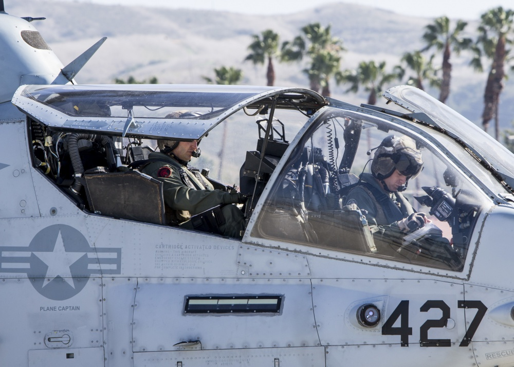 3rd MAW bids farewell to the iconic AH-1W Super Cobra