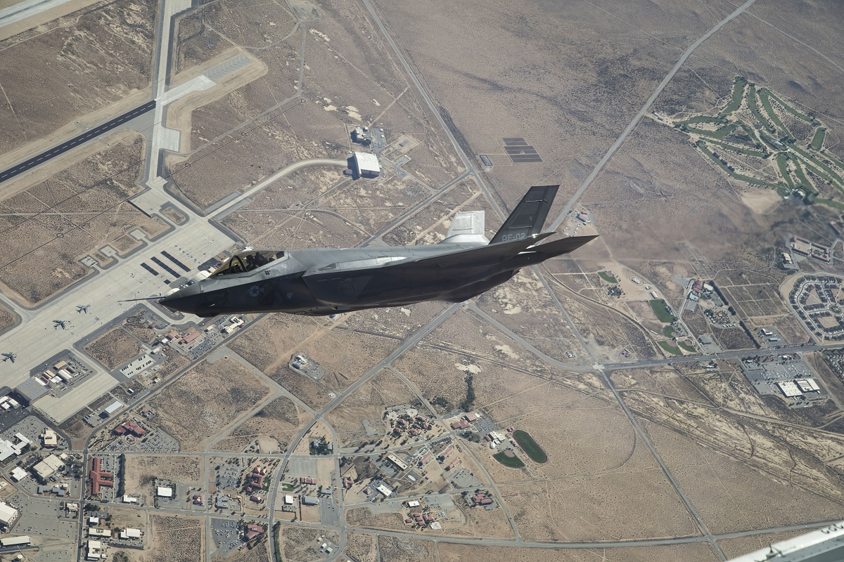 Edwards F-35 Integrated Test Force nominated for the 2017 Collier Trophy