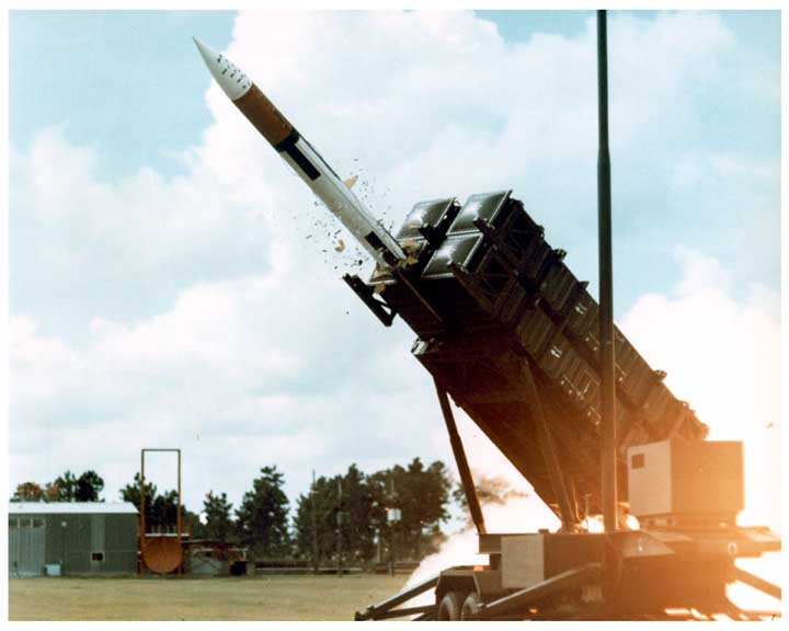 Blue-On-Blue! The story of the U.S. Navy F/A-18 that was shot down by a U.S. Army PAC-3 Patriot missile battery during OIF