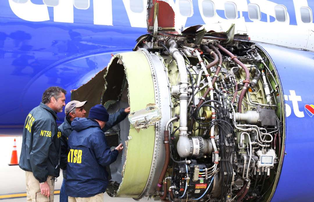 The story of Tammie Jo Shults, the heroic former female U.S. Naval Aviator who safely landed her stricken Boeing 737