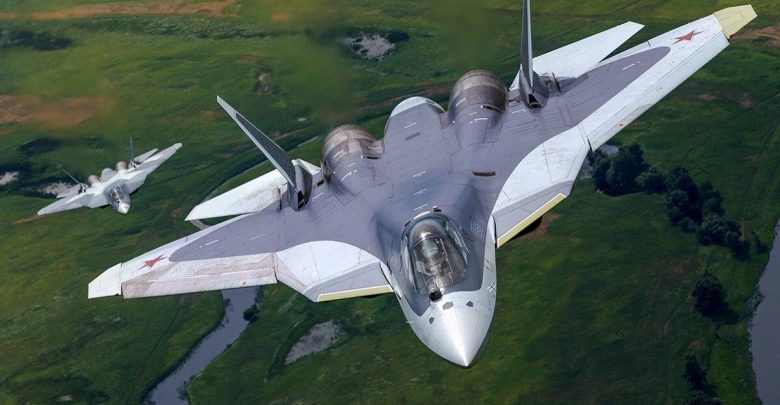 Did you know the Su-57 Felon is the only Fighter Jet Equipped with DIRCM?