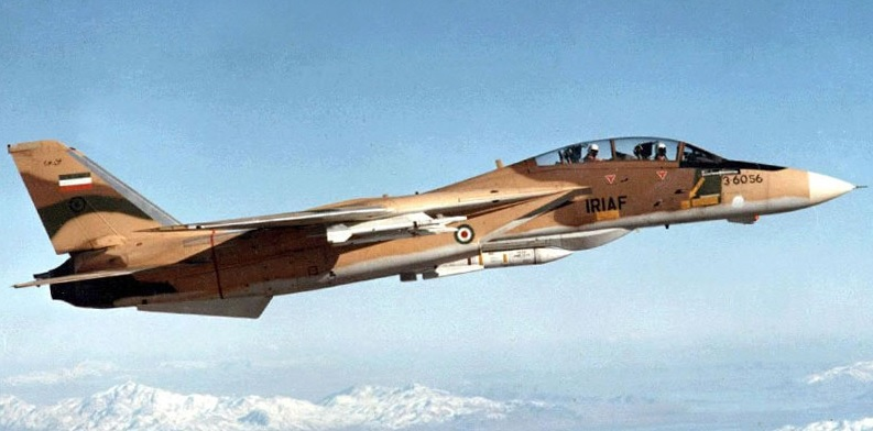 The Myth of Soviet Arms and Tactics in the Middle East, Part Three: The Single-Engined F-14 and the Iran-Iraq War