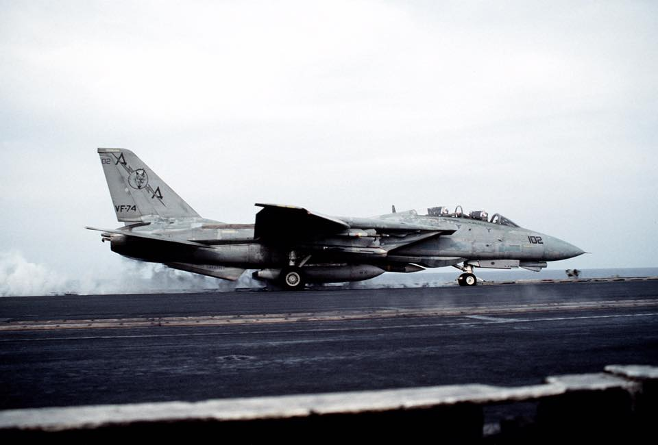 Tomcats Surprise! F-14 Fighters Led US Navy Effort to Intercept the Egyptian Boeing 737 Carrying Achille Lauro Cruise Ship Hijackers