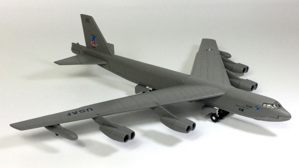 New B-52H's AESA Radar could reduce BUFF's crew size from five to four