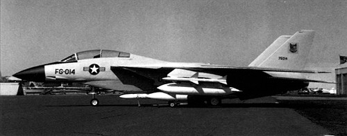 Here's why the F-14 Tomcat (Rather than the F-15 Eagle) would have been the Most Effective Interceptor for USAF