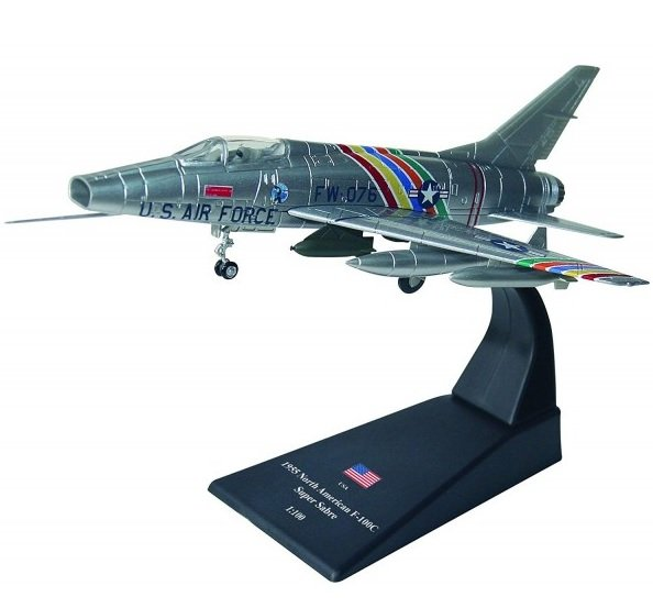 The Story of the First, Ill Fated F-100 Super Sabre Combat Mission of the Vietnam War