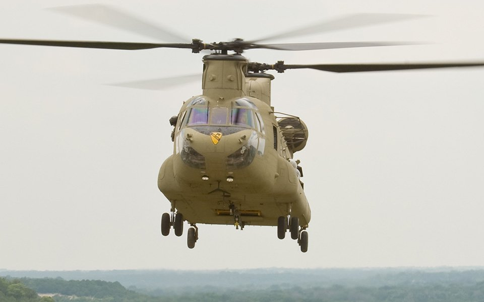 'Did you know that CH-47 crew can land the Chinook on water, shut down, climb up on top for a photo, then get back in, start up and take off?' CH-47 pilot lists 14 Amazing Facts about Chinook Helicopter
