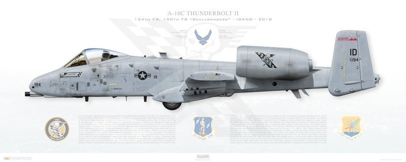 """Instead of dumping the Hog...why not """"double down""""? Interesting A-10AA Close-Support Attack Aircraft proposal Surfaces on Facebook"""