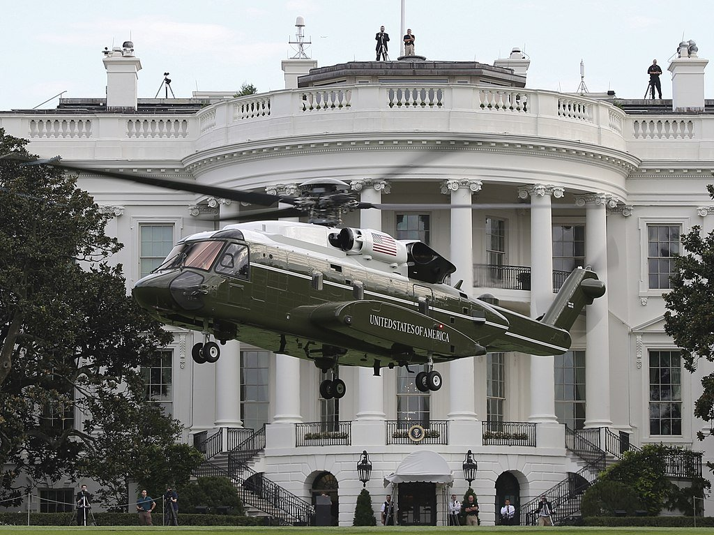 Sikorsky Receives Contract to build 6 LRIP Lot II VH-92A Presidential Helicopters