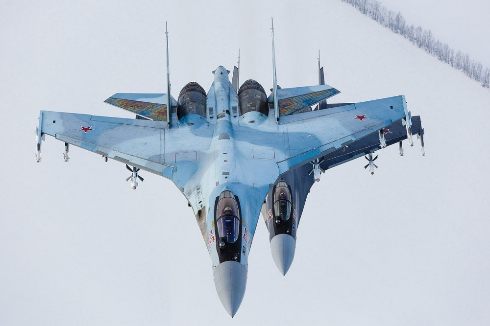 Russia Threatens to Use its Fighters and S-400 SAMs to Shoot Down Israeli Aircraft over Syria