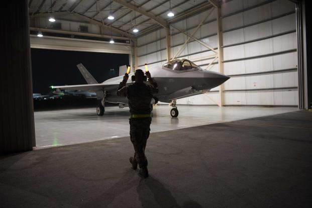 """USAF F-35A and F-15E Jets Obliterate """"ISIS-Infested Island"""" with 80,000 Pounds of Bombs"""