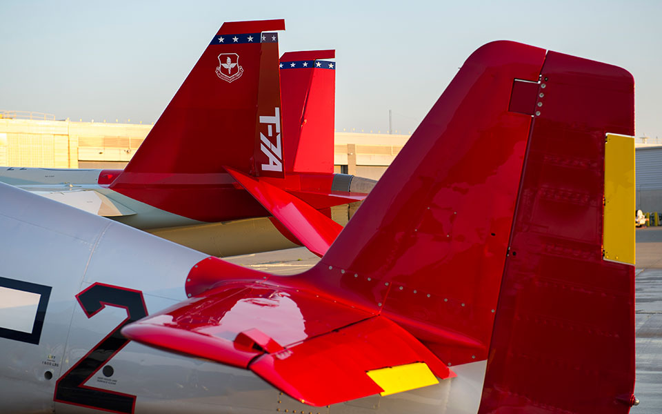 Boeing T-X Named T-7A Red Hawk to Honor the Legacy of Tuskegee Airmen