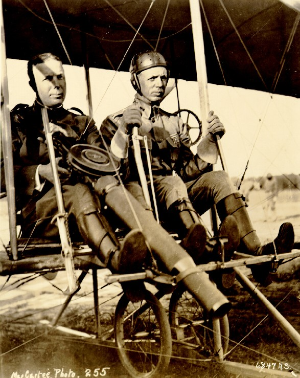 Did You Know the Wright Flyer was the First Airplane to Perform a BRRRRRTTTTTTT Run?