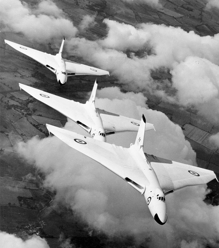 """Avro What? Vulcan Was One of Three V-Bombers of the RAF. But Avro Wanted to Call it """"Ottawa."""""""