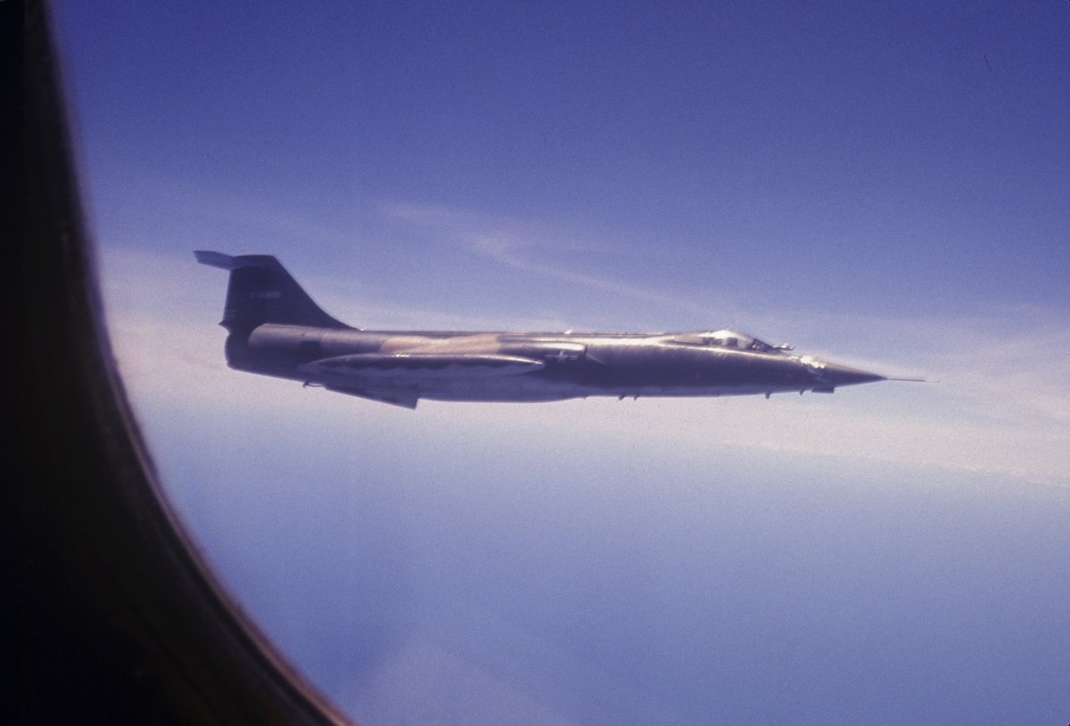 The Unknown Role Played by the F-104 Starfighter During Operation Bolo